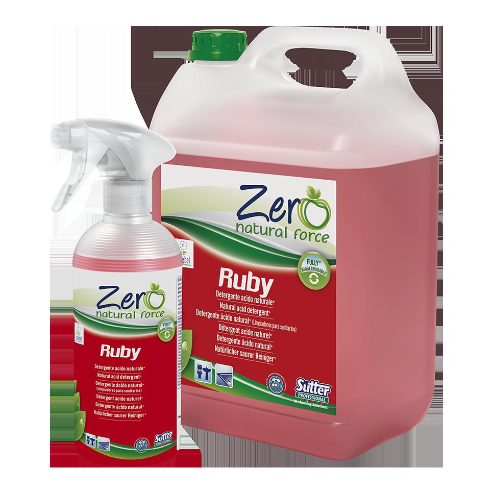 Detergente anticalcare naturale profumato